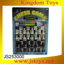 Nuevos juguetes educativos niños 4 en 1 juego de mesa ajedrez