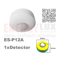 360 degree ceiling mounted smart home switch