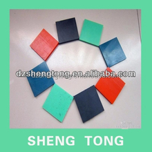 HDPE Sheet single / double /triple color HDPE black/natural plastic sheet