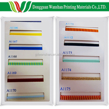 400 different kinds fabric head band and tail band for book