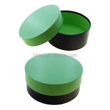 Recycle packaging round paper cylinder, tea container kraft paper boxes