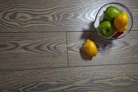 real wood grain brazilian mahogany flooring
