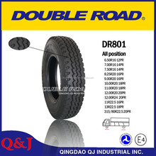 Best sale tyre manufacturer / factory in China, new tyre truck