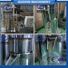 Manufacturer JB Standard Small Cold Oil Press Machine Type Small Olive Oil Mill