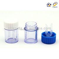 RG-879 contact lens solution plastic bottle