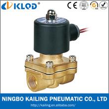 "2W200-20 direct acting 3/4"" valve 2 way 230v brass"