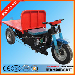Professional design advanced flatbed motorcycle for goods