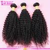 Cheap virgin 100% Human Remy Peruvian Hair Weaving remy peruvian kinky curly hair
