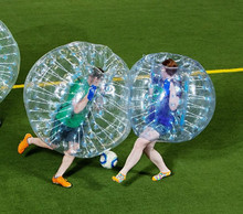 Sports Bubble Soccer inflatables/human sized soccer bubble ball