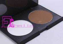 Popular export customized young girls' face powder
