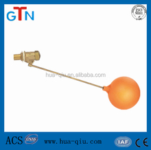 Brass Float Valve with Plastic Ball