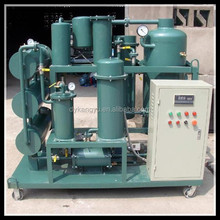 China supplier hydraulic lubrication system used Engine oil recycling machine