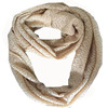 Wholesale cheap 2015 classic style polka dots knitted long soft polyester circle loop scarves for women
