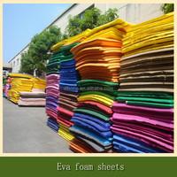 Floor mat Eco-friendly roll textured square eva foam sheets