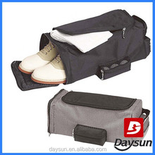 Outdoor golf travel shoe bag