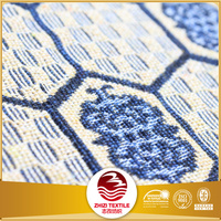 Shaoxing wholesale polyester cotton blend waterproof hemp canvas fabric