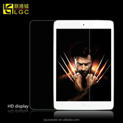 9H Tempered high definition Tempered Glass Screen Protector For ipad mini