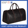 Luxury Leather Duffel Bag For Men Travelling