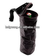 Wine Bottle Cooler Bag - Black
