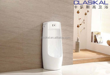 WC toilet public use man's floor standing ceramic urinal