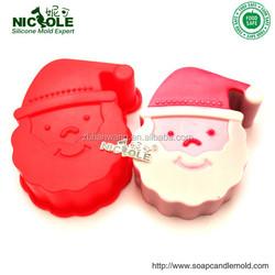B0150 Nicole Christmas handmade cake decoration silicone cake molds factory