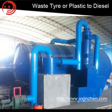 used/ waste tyre plastic rubber pyrolysis oil used tractors in united states