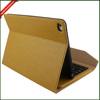 for iPad Air Wireless Bluetooth Keyboard Leather Case , Shockproof Stand Leather Bluetooth Keyboard Case