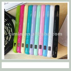 Blank TPU+PC Cover for iphone Plastic Case