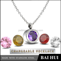 2015 New Arrival Crystal Necklace, Fashion jewelry set, Cheap Pearl Necklace