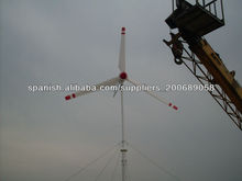 Qingdao 10kw wind turbine alternador de China
