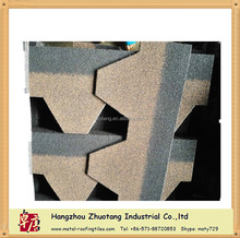 Mosaic asphalt roofing shingle china suppier, modern roof design