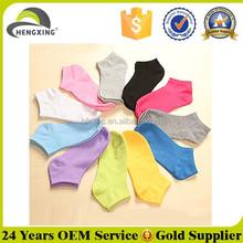 Short candy socks custom invisible socks wholesale