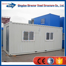 Low cost prefab sea container house for sale