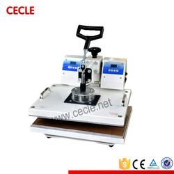 Flat surface t-shirt printing machine prices