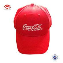 de algodón de promoción de regalo la tapa de la marca con el logotipo bordado