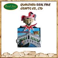 High-quality promotional fridge magnet of Italy venezia scenery