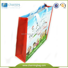 pp woven shopping bag supplier In stock and cheap