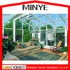 functional glass sunroom garden used green house for sale