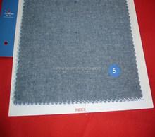 Kaiwang cheap price chambray CVC50/50 soft fashion underwear fabric