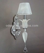 promotional innovative new wall lamp glass