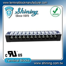 TB-33512CP 300V 12 Pin Low Voltage Quick Connector Terminal Block