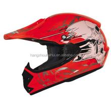 manufacturer whole sale high quality kids off road helmet for dirt bike and racing motor bike