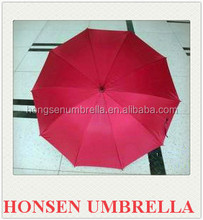 good quality transparent wooden bending straight umbrella from China umbrella manufacturer Honsen