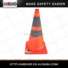 Popular traffic cone plastic cone for traffic safety