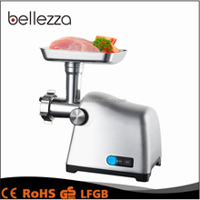 Electric meat mincer machine automatic meat grinder
