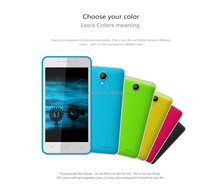 2015 hot selling smart phone MTK6582 3G dual sim card IPS creen Android 4.4 OS 4.5 inch--Model DG280