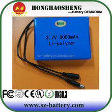 UK/ USA popular can be customize 3s3p li-ion battery pack lithium battery 12v 9000mah 18650 lithium polymer battery 12v 9ah