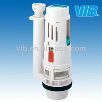 Toilet cistern fitting / Dual flush valve / ABS material type flush valve