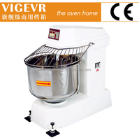 Bakery Equipment Automatic Food Planetary Mixer/50kg spiral dough mixer