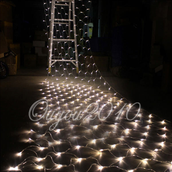 Free shipping 15mx15m 100 led outdoor net lights christmas xmas free shipping 15mx15m 100 led outdoor net lights christmas xmas fairy string holiday wedding party decoration ac 220v pick one more aloadofball Images